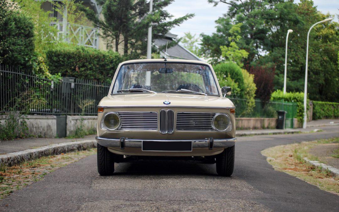 BMW 1600-2 1969